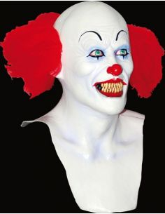 Máscara Payaso Pennywise Clown