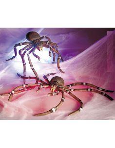 Araña gigante flexible Tienda de disfraces online - venta disfraces