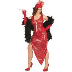 Vestido de Charleston en Lentejuelas Tienda de disfraces online - venta disfraces