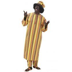 Disfraz de Africano Tienda de disfraces online - venta disfraces