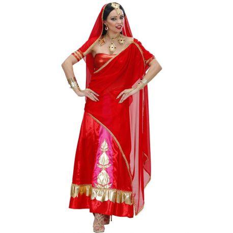 Disfraz de Mujer Hindú de Lujo Tienda de disfraces online - venta disfraces