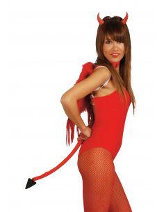 Cola diablo roja Tienda de disfraces online - venta disfraces