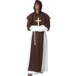 Disfraz de Monje Fraile Medieval Tienda de disfraces online - venta disfraces
