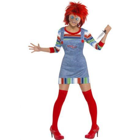 Disfraz La novia de Chucky Tienda de disfraces online - venta disfraces