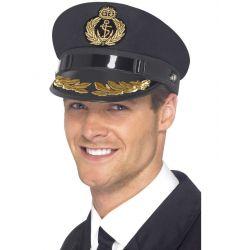 Gorra Capitán de la Marina