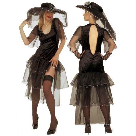 Disfraz Viuda alegre Talla XL Tienda de disfraces online - venta disfraces