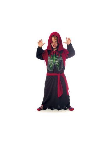 Disfraz Esqueleto Holográfico Infantil Tienda de disfraces online - venta disfraces