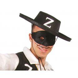 Sombrero del Zorro Fieltro
