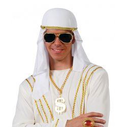 Collar Símbolo Dólar $ Tienda de disfraces online - venta disfraces