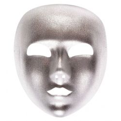 Máscara Plata