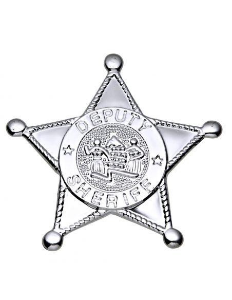 Chapa Sheriff Tienda de disfraces online - venta disfraces