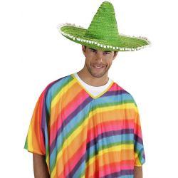 Sombrero Mejicano en Verde