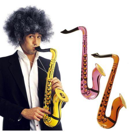 Saxofon Inflable Tienda de disfraces online - venta disfraces