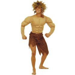 Disfraz de Tarzan de la Jungla Musculoso Tienda de disfraces online - venta disfraces