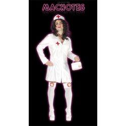 Disfraz Enfermera Machote
