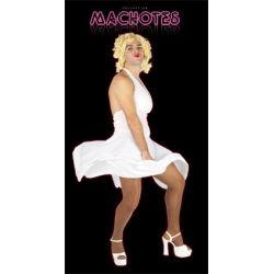 Disfraz de Marilyn Machote con Pecho Tienda de disfraces online - venta disfraces
