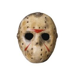 Mascara de Jason de Viernes 13