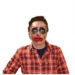 Mascara Zombie Transparente...