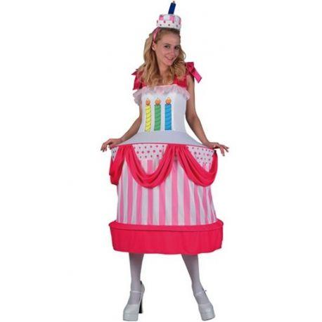 Disfraz de Tarta Aniversario Tienda de disfraces online - venta disfraces