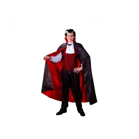 Capa dracula raso reversible negra roja Tienda de disfraces online - venta disfraces