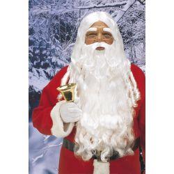 Peluca Papa Noel Extra