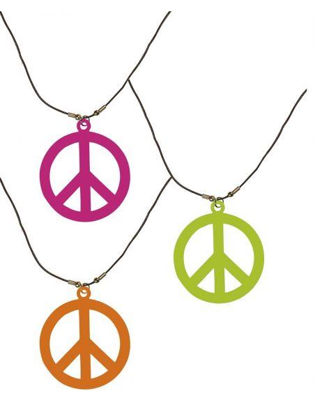 Collar Hippie Tienda de disfraces online - venta disfraces