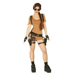 Disfraz Aventurera Videojuegos Tienda de disfraces online - venta disfraces