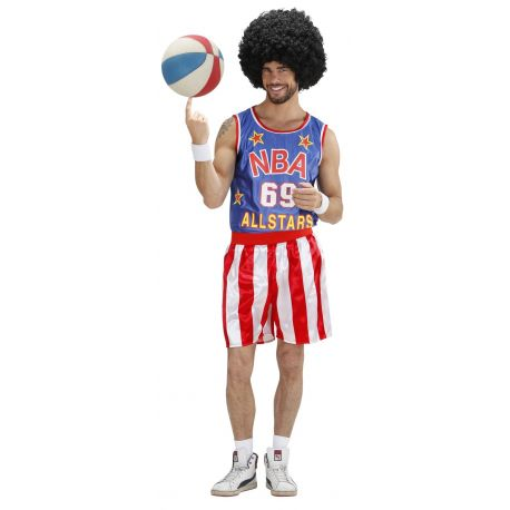 Disfraz Jugador Baloncesto para adulto Tienda de disfraces online - venta disfraces