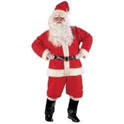 Disfraz de Papa Noel de Lujo