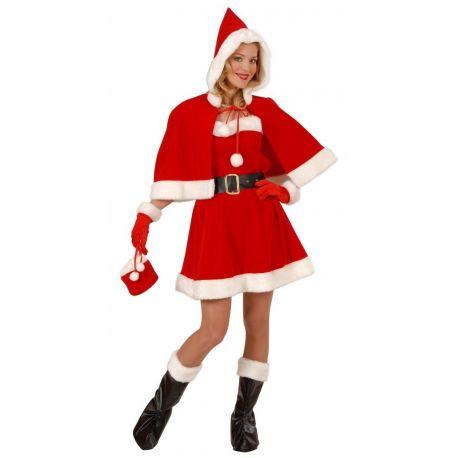 Disfraz Miss Santa Claus