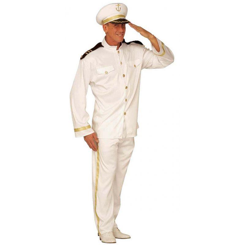 Disfraz Capitán de la Marina Talla XL. Vista rápida c5f4cf80b12