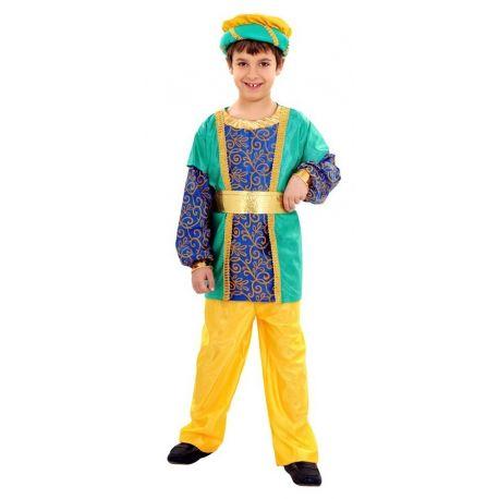 Disfraz de Paje Reyes Magos