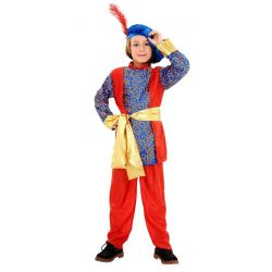 Disfraz Paje Reyes Magos...