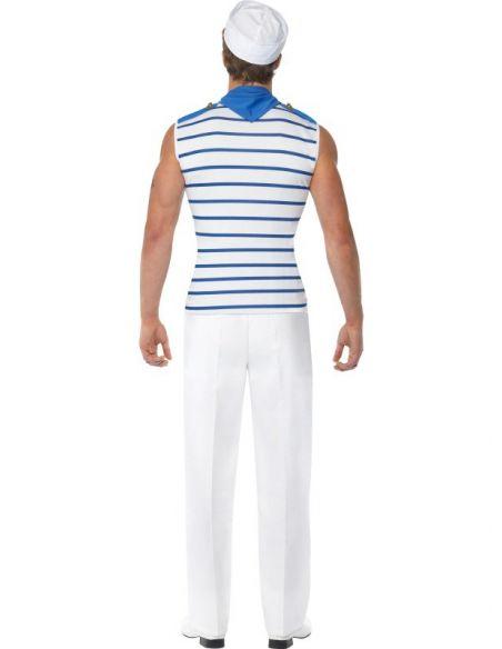 Disfraz de Marinero Francés Tienda de disfraces online - venta disfraces