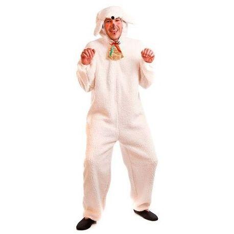 Disfraz Oveja Blanca Adulto