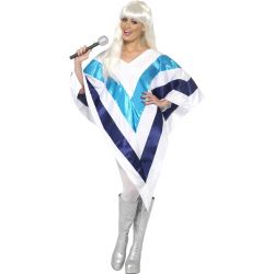 Poncho Disco Super Trooper Tienda de disfraces online - venta disfraces