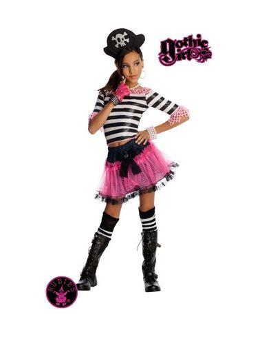 Disfraz niña gótica Dark Rose inf Tienda de disfraces online - venta disfraces