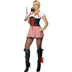 Disfraz Mujer Pirata Sexy