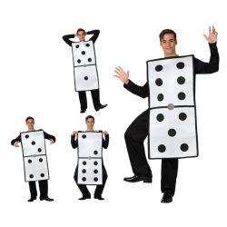 Disfraz Ficha Domino para...