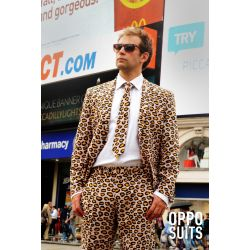 Traje de Leopardo para hombre