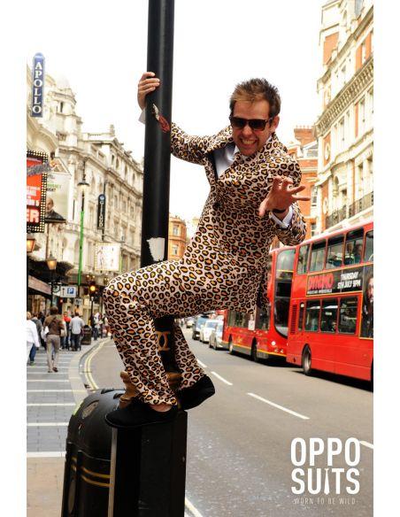Traje de Leopardo para hombre Tienda de disfraces online - venta disfraces