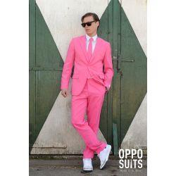 Traje Fucsia para hombre Tienda de disfraces online - venta disfraces