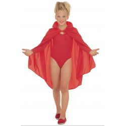 Capa Roja Infantil Tienda de disfraces online - venta disfraces