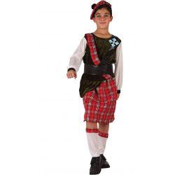 Disfraz de Escocés Infantil Tienda de disfraces online - venta disfraces