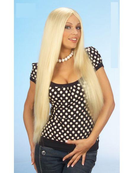 Peluca Extra Larga Rubia Tienda de disfraces online - venta disfraces