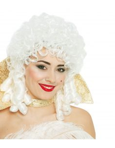 Peluca de Época María Antonieta Tienda de disfraces online - venta disfraces