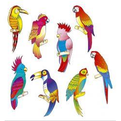 Pájaros Decoración Hawaiana Tienda de disfraces online - venta disfraces