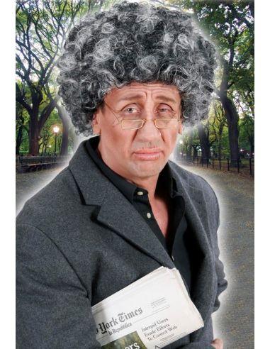 Peluca Anciano Rizada Canosa Tienda de disfraces online - venta disfraces