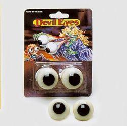 Ojos Blandos Fosforescentes
