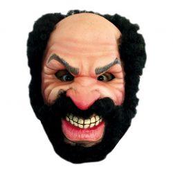Mascara Petrov con Pelo de Latex